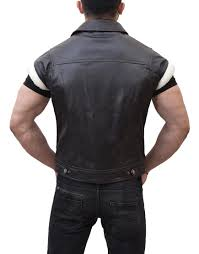 red dead redemption 2 john marston leather vest