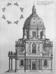 chapelle de la sorbonne. Vue De La Façade Ouest Chapelle Sorbonne