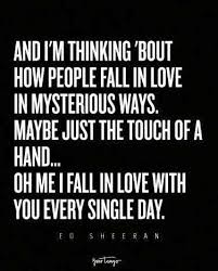 These 40 Famous Quotes Song Lyrics Will Make You Believe In Love Interesting Song Lyric Quotes