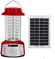 SolarCampingLightwithSolarChargerFunctionFM Radio SZYLSCL10Solar Charging Light