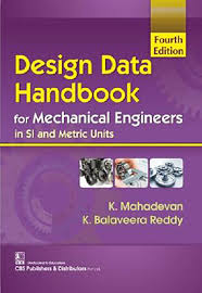 Buy Psg Design Data Book Buy Design Data Handbook For Mechanical Engineers In Si And