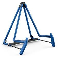 <b>K&M</b> 17580 A-<b>guitar</b> stand Heli 2 blue « Гитарная <b>стойка</b>