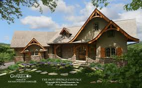 hot springs cottage house plan gable plans by garrell lake designs 12132 front elevat lakeside cottage