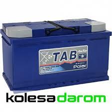 """Купить аккумулятор легковой """"<b>TAB</b>"""" Polar Blue (100Ач о/п) в ..."""