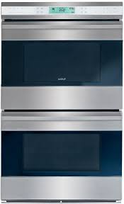 30 inch double electric wall oven