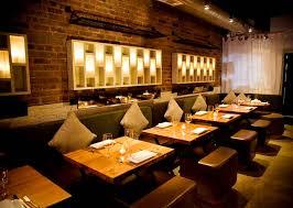 Stunning Modern Restaurant Interior Design Ideas Contemporary Decor  Restaurant Wall Lighting Interior Design