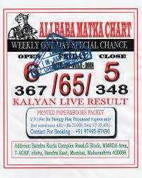 57 Proper Kalyan Chrt