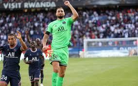 PSG-Clermont (4-0) : la première de Gigio Donnarumma à la loupe - Le  Parisien