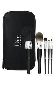 dior holiday limited edition makeup brush set