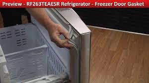refrigerator door seal. refrigerator door seal t