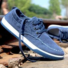 Aliexpress Com Buy Spring Autumn Washed Denim Canvas Shoes New