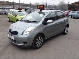 Toyota Yaris 1.3 VVT-i Zinc 5dr£1,900 1 PREVIOUS OWNER JUST ...