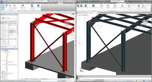 Advance Steel 2017 Extension Revit