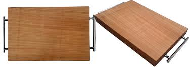swamp kauri chopping board