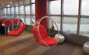 google office furniture. Google Office Chairs. Inspiring Modern Interior Design : With Red Hanging Chair And Big Furniture