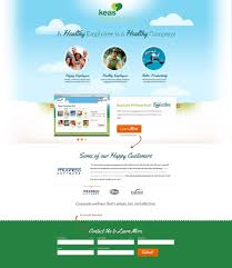 Small Picture 35 Beautiful Landing Page Design Examples to Drool Over With
