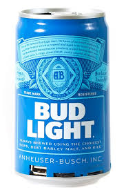 Bud Light Bud Light Bluetooth Can Speaker Wireless Audio Sound Stereo