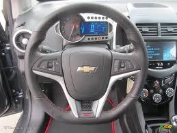 2013 Chevrolet Sonic RS Hatch RS Jet Black Leather/Microfiber ...