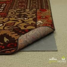 rug pad non slip rubber backing mat hardwood carpet hard floor padding