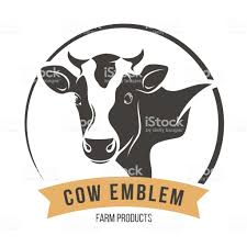 beef cow head silhouette. Interesting Silhouette Cow Head Silhouette Emblem Label Vector Illustration Royaltyfree Cow  Inside Beef Head Silhouette O