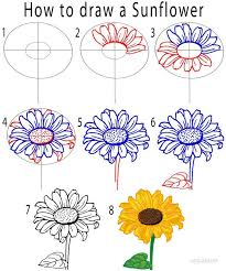 Small Picture Best 25 How to draw flowers ideas on Pinterest Flowers to draw