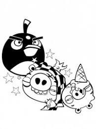 Angry Birds Kleurplaten Topkleurplaatnl