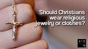 many s wear cross or crucifix jewelry or clothes but as your mother always said if all your friends jumped off a bridge would you