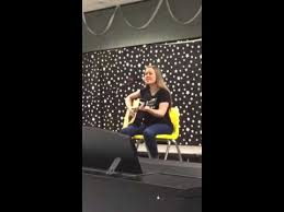 Brittney Wade singing Lost Boys - YouTube
