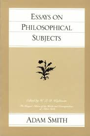 essays on philosophical subjects by adam smith 3600663
