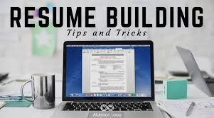 Resume Building Tips Amazing Alderson Loop Resume Building Tips Tricks