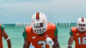 University Of Miami Game Design University Of Miami Football And Adidas Unveil Special