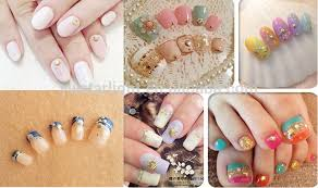Decorative Nail Art Designs Kpop Nail Art 100 Best ideas about korean nails on Best ideas 33