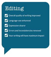 Executive Editor Job Description Enchanting Editing Vs Proofreading The Expert Editor