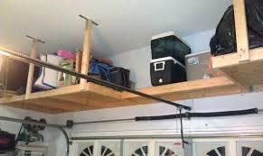 diy garage storage garage overhead garage storage with garage ceiling storage solutions with ceiling storage solutions diy garage storage