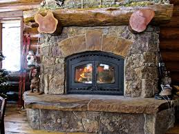 breckenridge nordic center fireplace in the main lodge