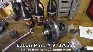Gm 10 Bolt Identification Chart How To Install A Limited Slip Posi Unit In A Gm 10 Bolt 8 5
