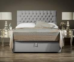 Ottoman For Bedroom Sueno Half Half Ottoman Bed Exclusive Ottoman Beds Fr Sueno