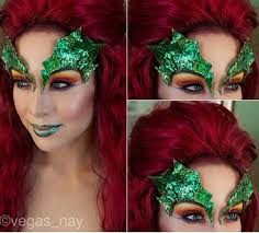 tutorial poison ivy makeup images pictures becuo 488x648 makeup03 996x900