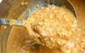 Tumis sampai tanak bumbu halus masukan telur puyuh, dan tempe. 5 Resep Sambal Tumpang Terenak Terbuat Dari Tempe Busuk Dan Rempah Rempah Bagian 2