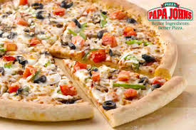 Papa Johns Dairy Free Menu Items And Allergen Notes