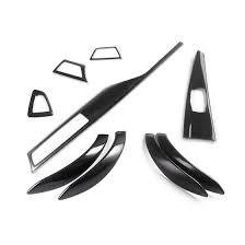 Shop Eppar New Carbon Fiber Interiors <b>9PCS for BMW</b> 3 Series ...