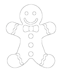 S Coloring Pages Gingerbread Man Fortnite Of Story Birthday