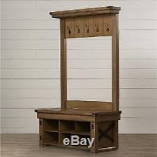 Coat And Shoe Rack Rack Stand Bench Hall Tree Free Standing Entryway With Shoe Storage 18