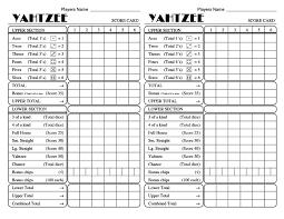 Juegos online multijugador mmorpg sin descargar : Am Schnellsten Downloadable Yahtzee Score Sheets