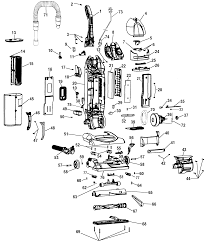 photos of hoover vacuum parts