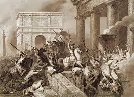 「sack of rome 410」の画像検索結果