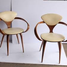cherner furniture. Cherner Furniture. Amusing Chair Plus 1950s Pretzel Chairs By Norman At 1stdibs Replica To Furniture