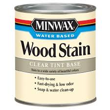 Minwax Charcoal Grey Minwax 1 Qt Water Based Wood Stain 61807 The Home Depot