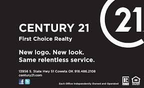 pdf century 21 first choice realt