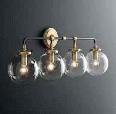 brass bathroom light fixtures. Brass Bathroom Sconce Best Ideas On Lamps Light Fixtures For The . I